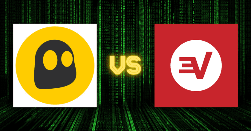 CyberGhost vs ExpressVPN: Which is Better?