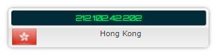 IP Leak Test - Hong Kong
