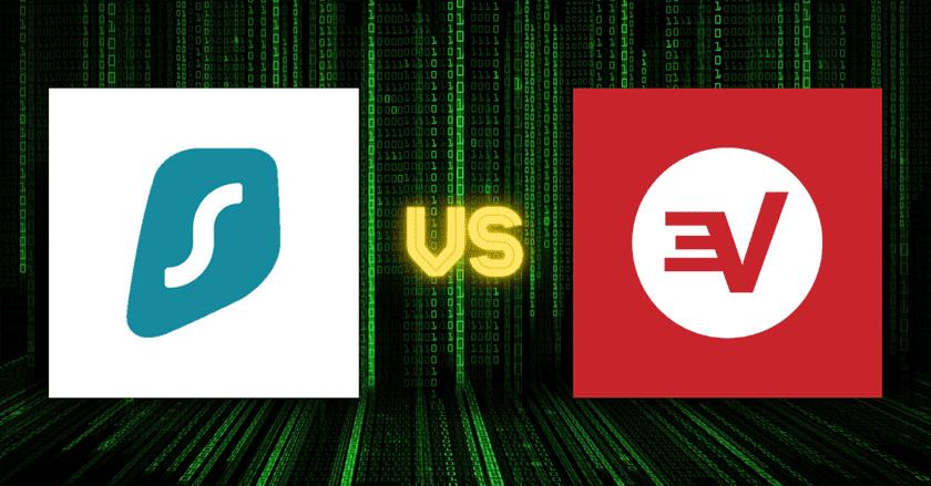 Surfshark vs ExpressVPN: Which is Better?