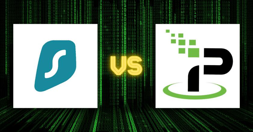 Surfshark vs IPVanish: Which is Better?
