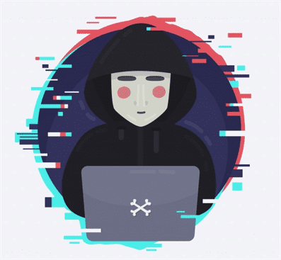 hide from hackers and attackers