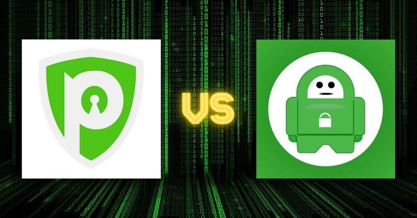 PureVPN vs PIA (Private Internet Access)