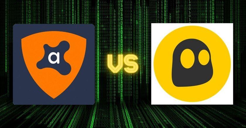 Avast VPN vs CyberGhost