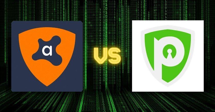 Avast VPN vs PureVPN