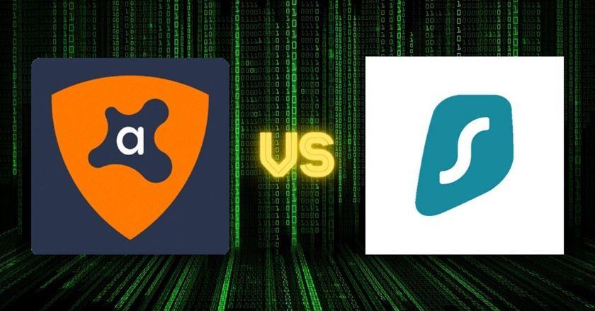 Avast VPN vs Surfshark
