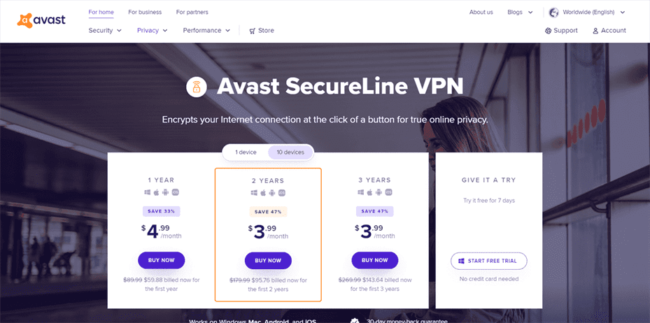 Is Avast VPN Good and Safe For P2P Torrenting?
