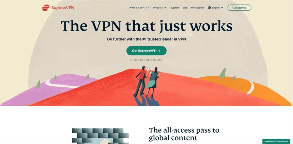 Install ExpressVPN
