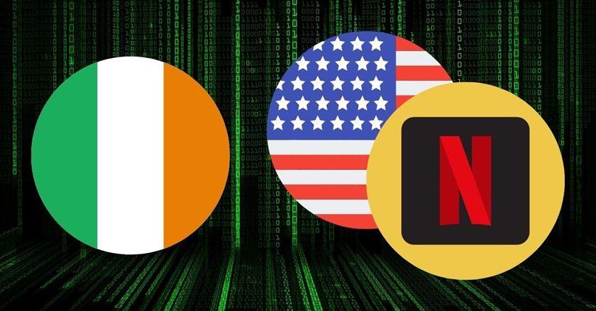 How To Get American Netflix In Ireland