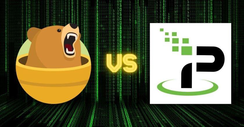 Tunnelbear vs IPVanish