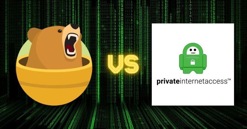Tunnelbear vs PIA Private Internet Access