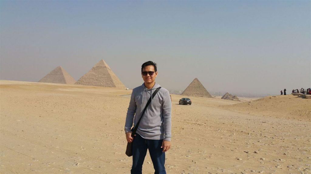 erwin in egypt