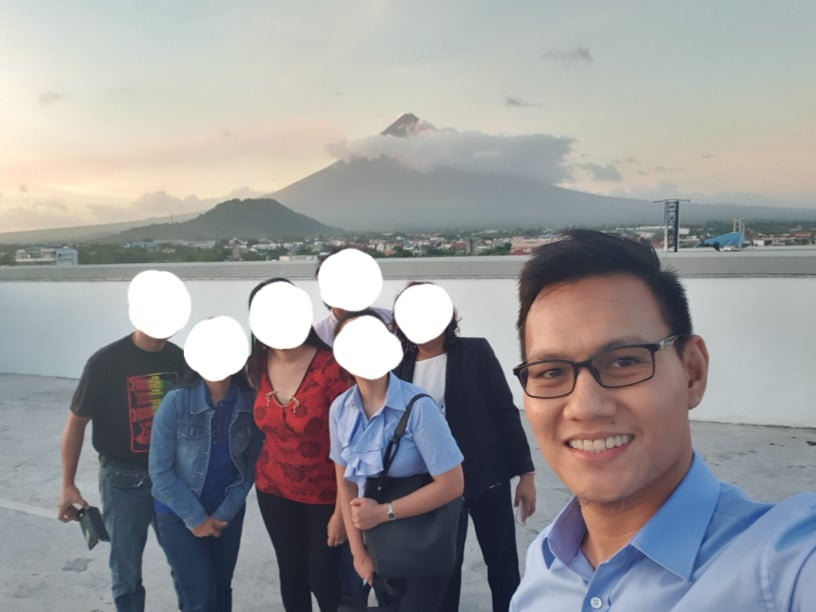 erwin in the philippines