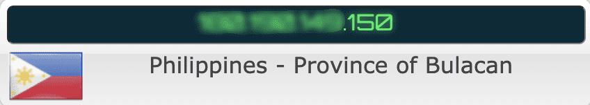 IP Leak Test – No VPN