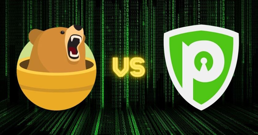 PureVPN vs TunnelBear