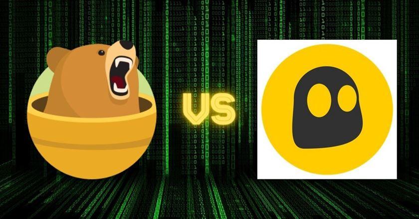 TunnelBear vs CyberGhost