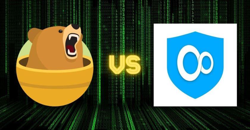 TunnelBear vs VPN Unlimited
